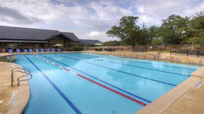 Newcombe Country Club pool