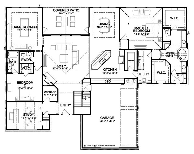 The Belissa at Build on Your Lot & In-Town Lots | Rialto Homes on sloped lot floor plans, zero lot line home, huge master suite house plans, zero-entry house plans, zero lot line design,